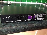 KENTON ELECTRONICS PRO 2 DUAL CHANNEL MIDI TO CV CONVERTER
