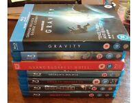£10 bluray movies bundles