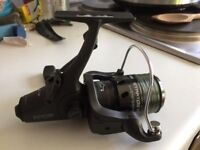 Fishing reel fox Bait runner