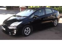 2012(62) TOYOTA PRIUS 1.8VVTI HYBRID (ONE OWNER FROM NEW)**U B E R**CAN PCO**full Toyota history