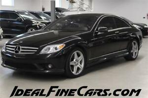 2010 Mercedes-Benz CL-Class CL550 4MATIC! AMG! NIGHTVIEW!MASSAGE