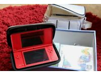 Nintendo dsi Xl super mario bros 25th Anniversary and games