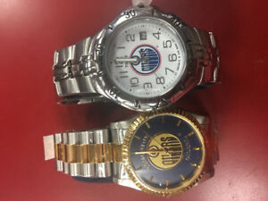 Edmonton Oilers TIMEX watch
