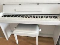 Yamaha Arius YDPS52 Digital Piano - White