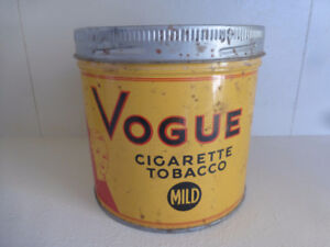 Collectible Antique Tins and Containers Tobacco, Cigar, Mustard