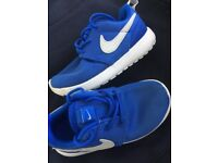 Boys Nike trainers size 8.5