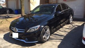 Lease Takeover - 2016 Mercedes C300 AMG - AMAZING DEAL!!