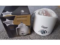 Tommee Tippee electric bottle warmer vgc