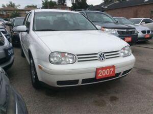 2007 Volkswagen Golf 2.0
