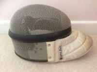 Leon paul small foil mask helmet