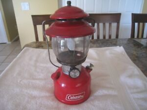 Antique Coleman Lantern.