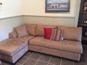 Sectional/pullout