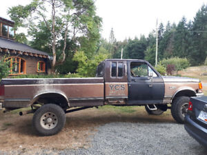1989 Ford F-350 XL Pickup Truck