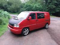 Vw transporter t4 tailgate (day van Volkswagen) ready for conversion