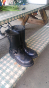 Brahma motorcycle boots