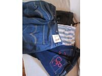 Girls clothes 11-13 years plus some size 8