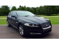 2013 Jaguar XF 2.2d (163) Luxury 5dr Automatic Diesel Estate