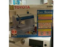 Toshiba 21DES sewing machine