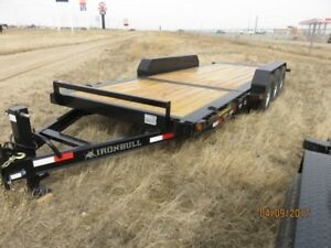 2017 Iron Bull Trailers TLB14 20'