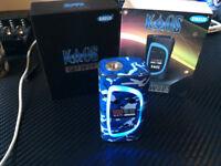 Sigelei Kaos Spectrum 230w Vape Mod & 2x 18650 Batteries