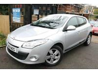 2011 Renault Megane 1.5 DCi Dynamique Tom Tom Eco Silver 5Door Finance Available