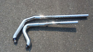 Trade for OEM  Pipes For Harley-Davidson Softail (2000-2006)