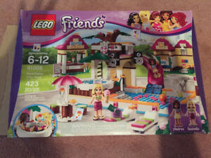 Lego Friends NO 41008 Heartlake city pool