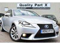2013 Lexus IS 300h 2.5 Luxury E-CVT 4dr