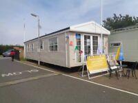 2 bedroom luxury static caravan for sale in North Norfolk
