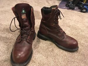 Redwing Leather Workboots - Size 9