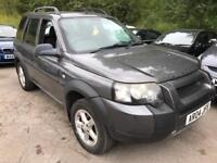 FACELIFT TD4 5 SPEED MANUAL GOOD CONDITION