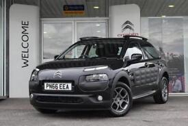 2016 Citroen C4 Cactus 1.2 PureTech [82] Feel 5 door Petrol Hatchback
