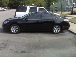 Very good on gas. 2008 Nissan Altima