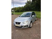 Seat Ibiza Hatchback 1.4 SE 5DR Manual (silver) for sale.