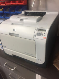 Fully functional Color Printer