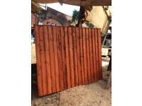 Heavy duty fencing