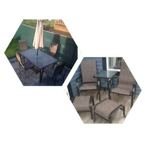 Beautiful 13 Piece Patio Set from Sears