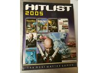 HITLIST 2005 (x6 games)The Most Wanted games
