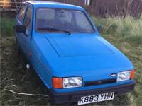 1992 Reliant Robin LX (reduced)