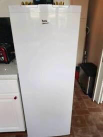 Beko tall larder fridge