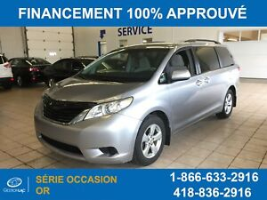 Toyota Sienna Le 7 Places 2011