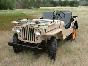 wanted CJ2A parts 1947