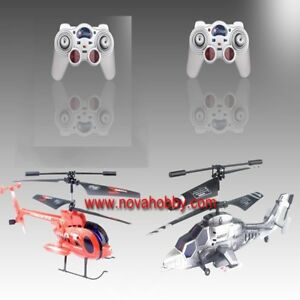 RC RTF 3.5CH Combat Battle Combo Helicopters Cool Toys NEW