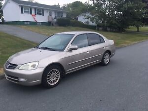 2002 Acura el 277000km automatic, asking $1600 FIRM