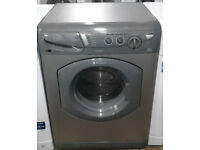 Y248 graphite hotpoint 5kg&5kg 1400spin washer dryer comes with warranty can be delivered