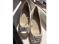 Bridal/wedding shoes