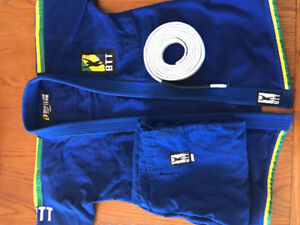 BJJ Gi - Uniforme de Brazilian Jiu Jitsu - Brazilian Top Team
