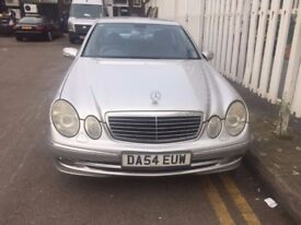 Mercedes E270 CDI Avantgarde Auto 115,000 Miles - Good Condition