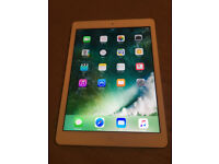 ipad air 16gb white wifi and 4g excellent condition