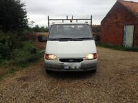 Ford Transit Tipper Superb workhorse
